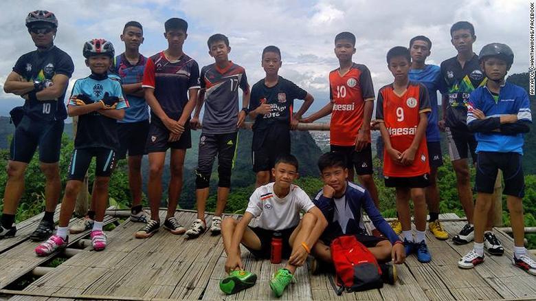 wild boar soccer team