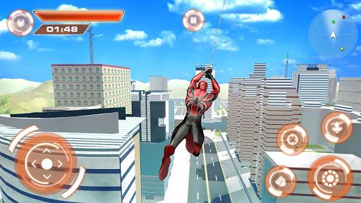 Flying Hero Super City Rescue Missions 1.1 screenshots 2