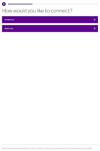 Teladoc screenshot 9