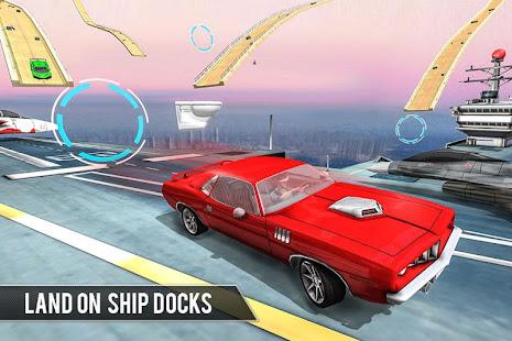 Download Ramp Car Stunt Games: Impossible stunt car games For PC Windows and Mac apk screenshot 4