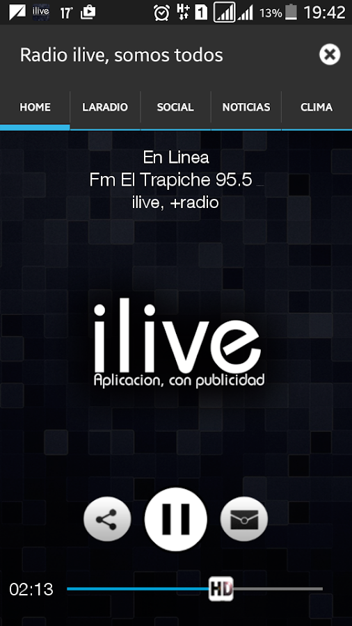 ilive, mas beneficios- screenshot