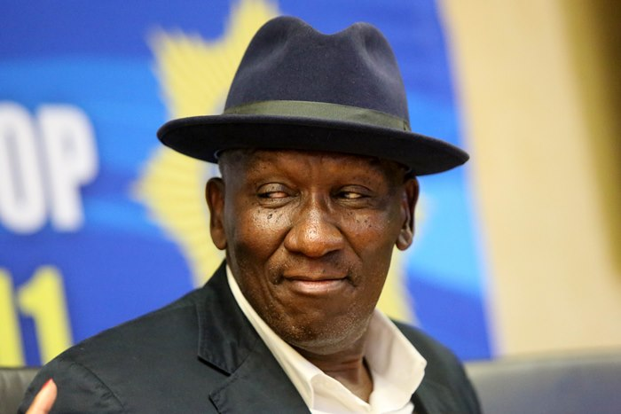 Police minister Bheki Cele will brief the media on a strike by SAPS.