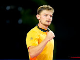 David Goffin is in drie sets Bautista Agut de baas in de finale van Montpellier