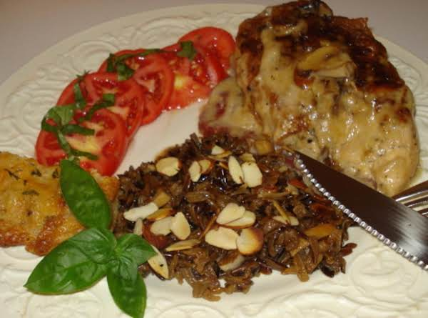 Party Chicken With Minnesota Wild Rice Recipe