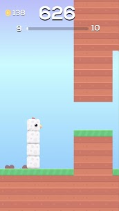 Square Bird MOD (Unlimited Gold Coins) 1