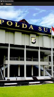 Polda Sulut - náhled
