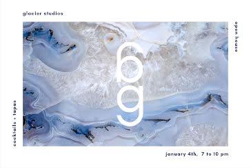 Glacier Studios - Postcard template