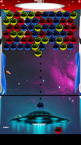 android Bubble Worlds Screenshot 2