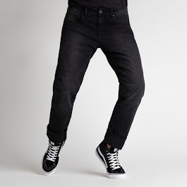 Broger California Jeans (washed black)