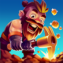 Mine Quest 2: RPG Roguelike Crash the Boss icon