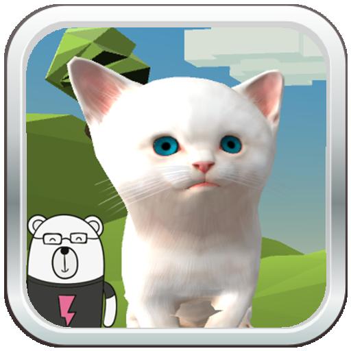고양이 러너 賽車遊戲 App LOGO-APP開箱王