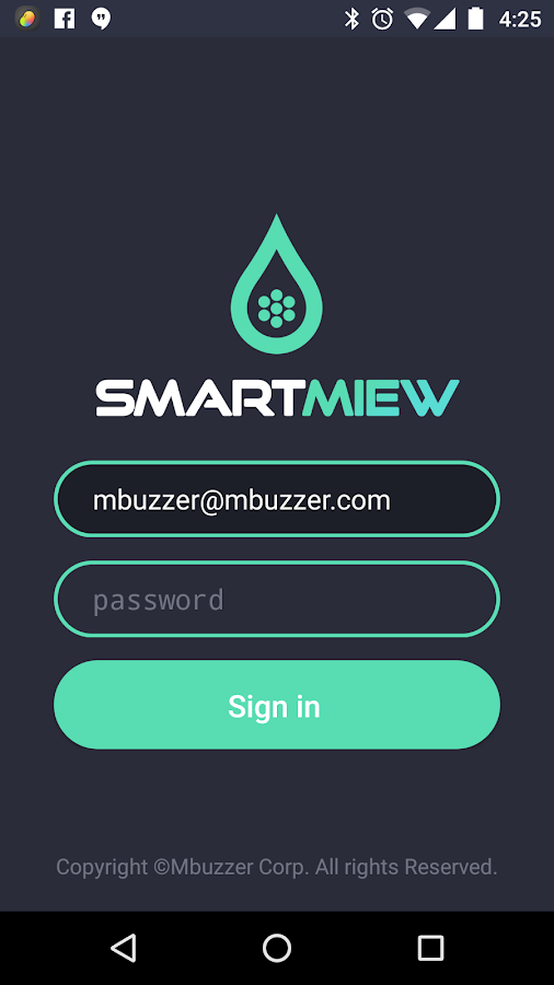 SMARTMIEW- screenshot