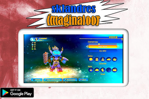 New Sklandres imaginatoor guide for PC