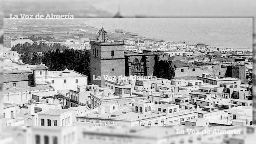 La Almería de finales del siglo XIX y principios del XX estaba considerada como la provincia más aislada de la península.