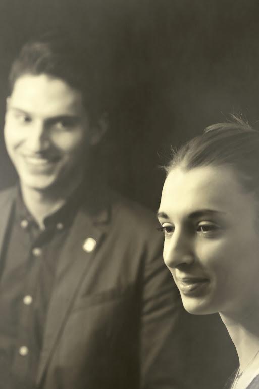 :) dwa portrety