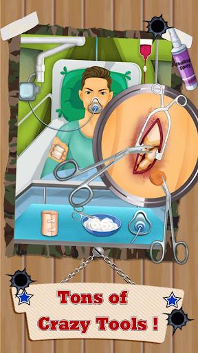 Surgery Rescue Simulator