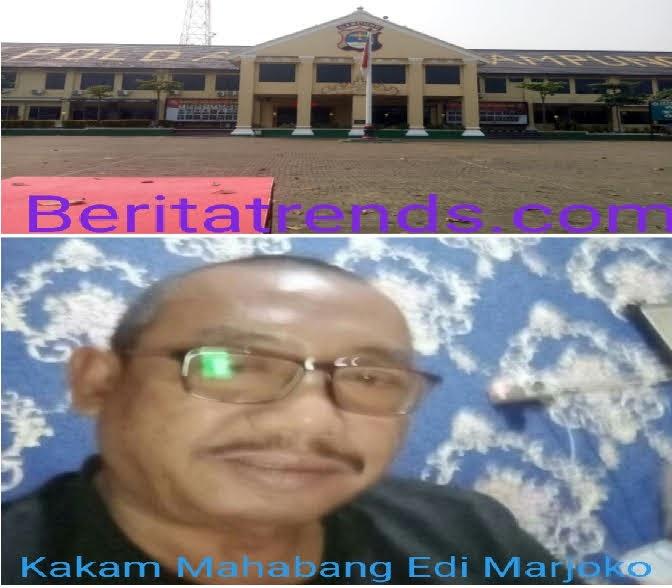 Oknum Kakam Pelaku Dugaan Pencabulan di Tulang Bawang Dilaporkan ke Polda Lampung