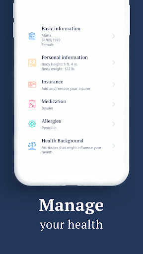 Ada – your health companion screenshot 6