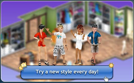 Smeet 3D Social Game Chat apkdebit screenshots 7