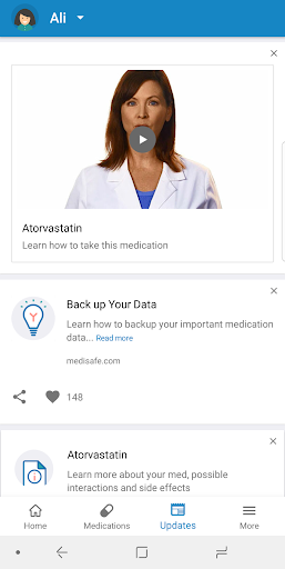 Pill Reminder and Medication Tracker by Medisafe  screenshots 6
