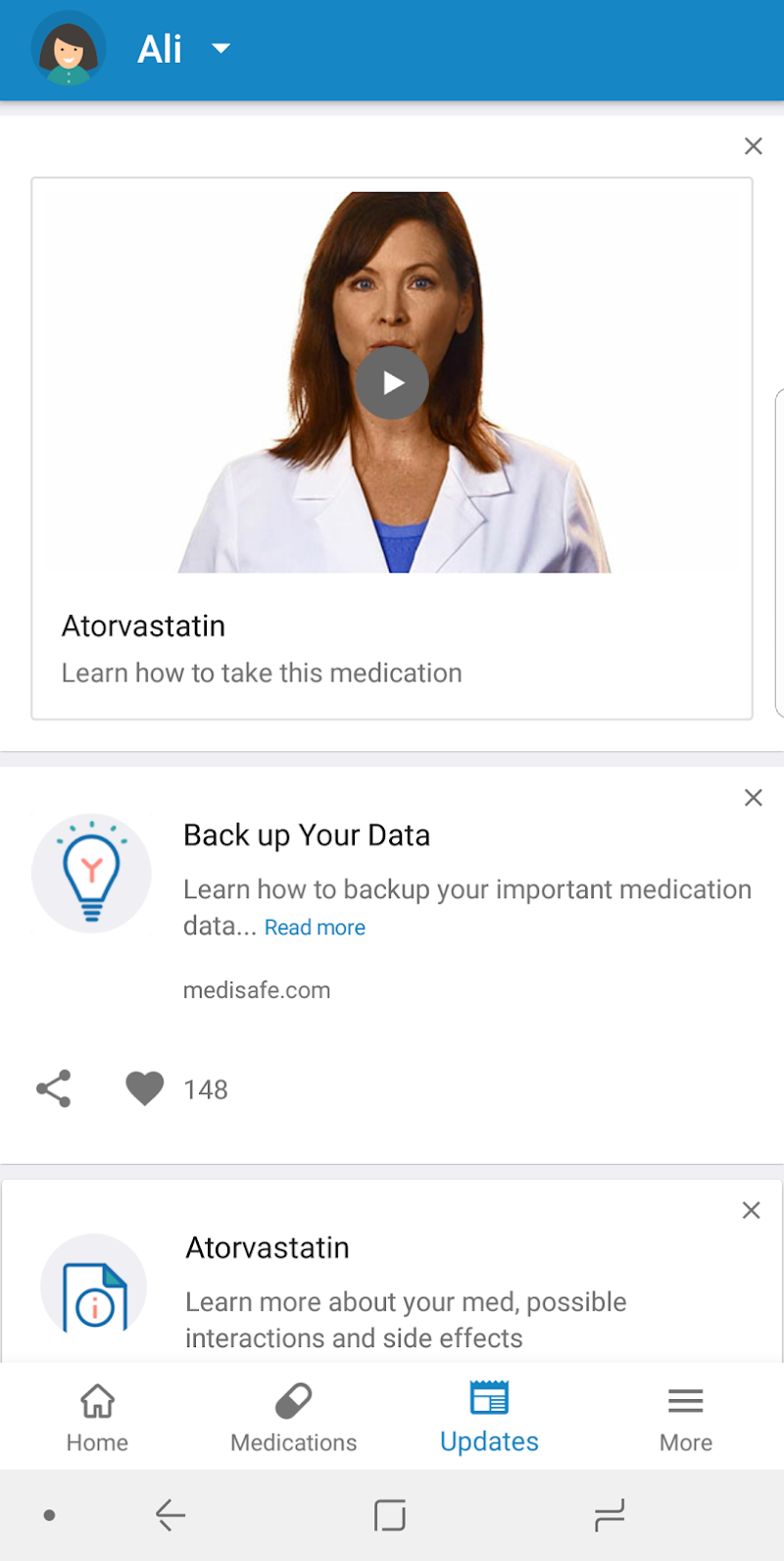 Pill Reminder and Medication Tracker by Medisafe Screenshot 6