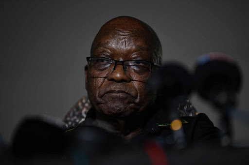 Zuma threatens to spill the beans on 'prominent foundations' in arms deal trial