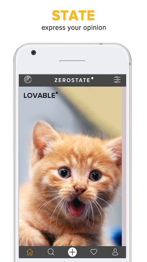 ZeroState: Experience the Emotions- screenshot