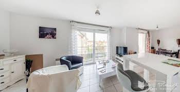 Appartement 3 pièces 60,48 m2