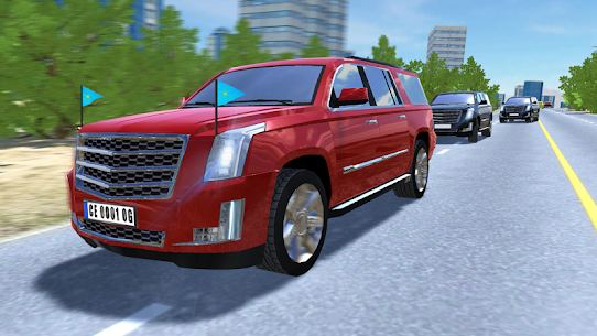 Offroad Escalade 1.7 Mod + Data for Android 2