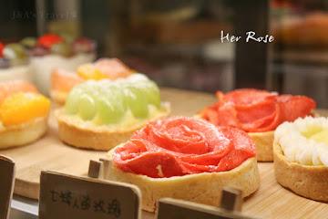 Her Rose 玫瑰系列甜點專賣店