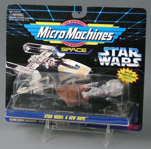 Action figure | play set:Star Wars | The Power of the Force | Collection #4 | Star Wars: A New Hope