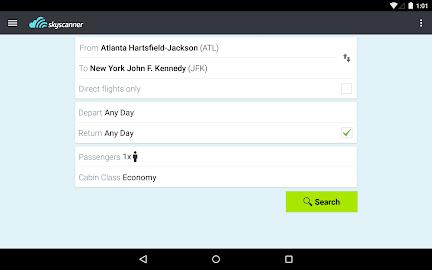 Skyscanner - All Flights! Screenshot 6