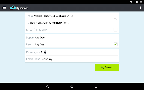 Skyscanner - All Flights! v2.0.7.1