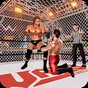 Cage Revolution Wrestling World : Wrestling Game