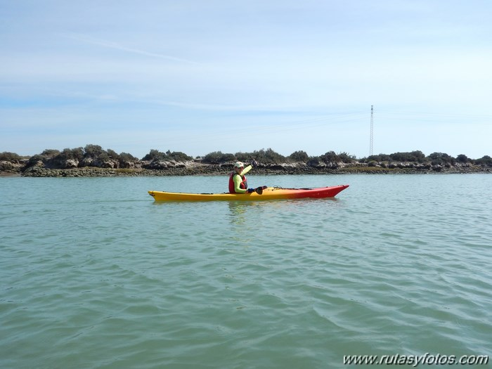 Kayak Santibañez - La Casería