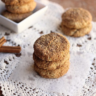 Egg Free Snickerdoodles Recipes
