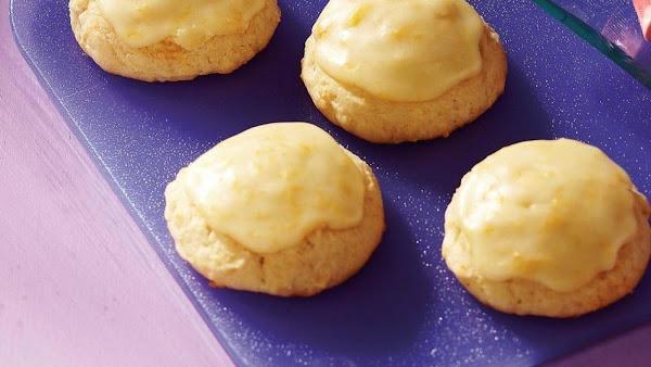 Frosty's Orange Drop Cookies Recipe