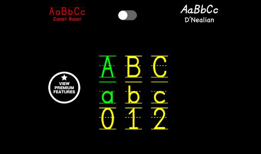 高評價推薦好用教育app Buildandteach Handwriting Lite!線上最新手機免費好玩App