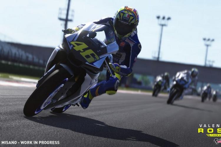 Win nog snel jouw exemplaar van Rossi, The Game!