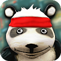 Cartoon Panda Run icon