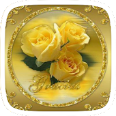 Gold Yellow Rose