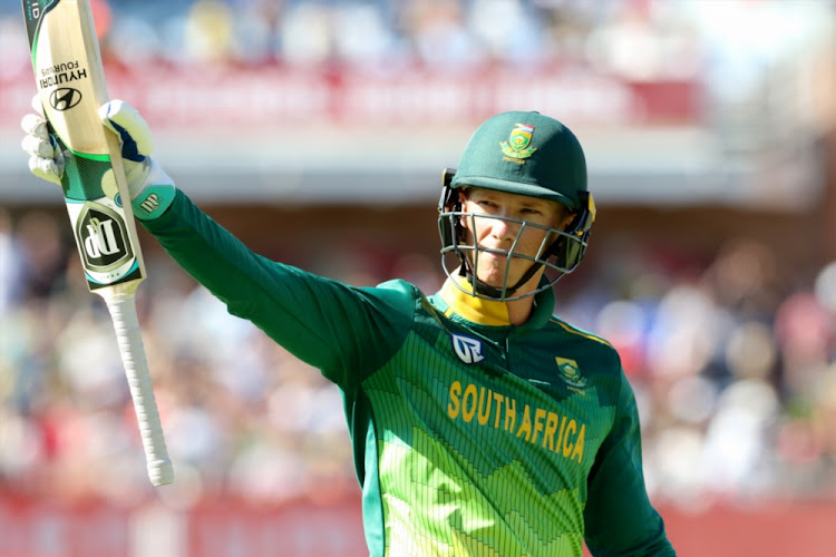 South Africa defeat Pakistan by five wickets in second ODI to level series 1-1