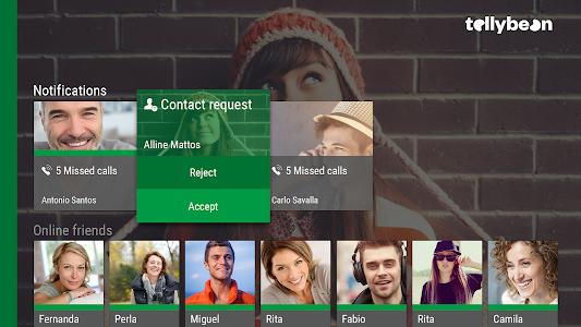 Tellybean Video Calling screenshot 0