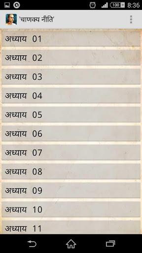 Chanakya Neeti - Hindi