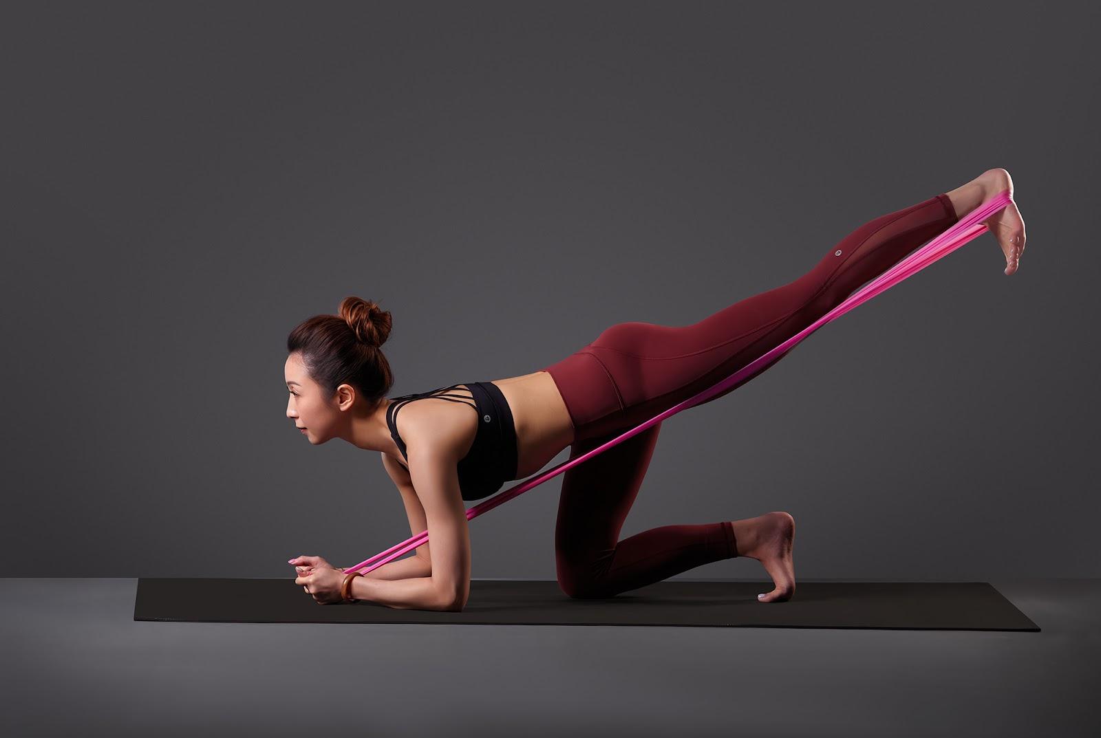 瑜珈產業代表AS瑜珈褲