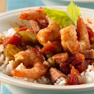 Slow-Cooker Creole Jambalaya (Cooking for 2) Recipe