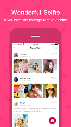Meecha - Meet People Nearby 4.3.8 screenshots 4