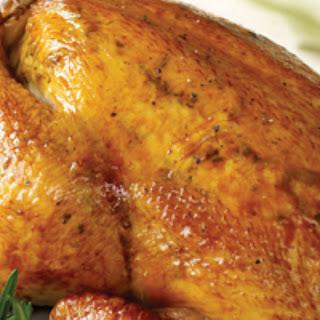 Lemon-Pepper Roasted Chicken