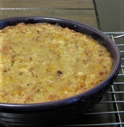 Amish Scalloped Corn Recipe