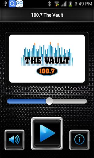 100.7 The Vault